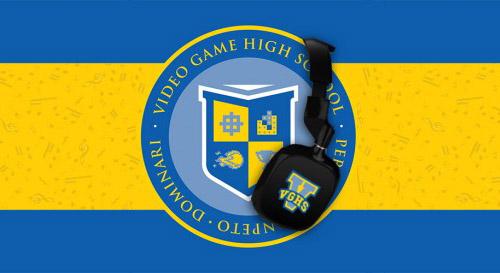 بزودی مجموعه Video Game High School
